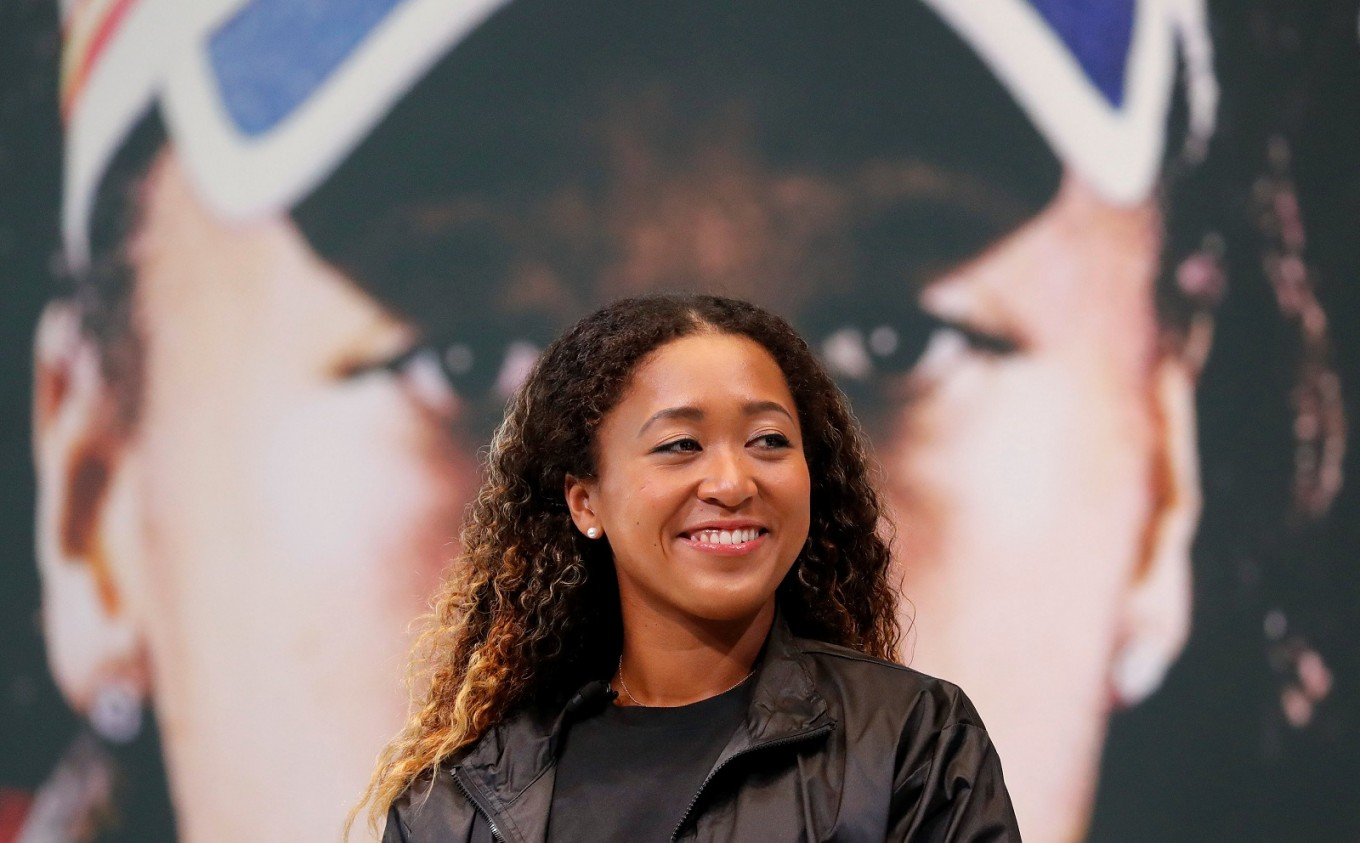Tennis star Osaka named Nissan ambassador, gives hope to biracial Japanese