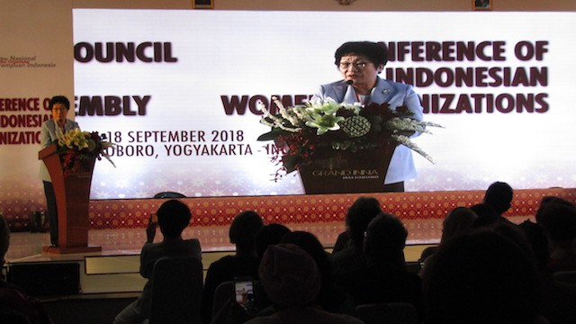 ICW general assembly in Yogyakarta highlights women's role in transforming society
