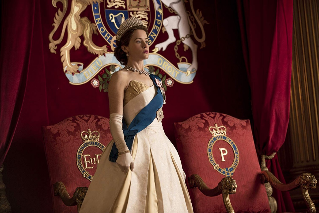 'The Crown' welcomes its new royals in Season 3 launch