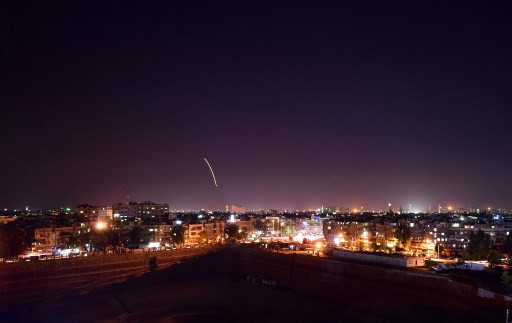 Israeli missiles target Damascus airport: state media