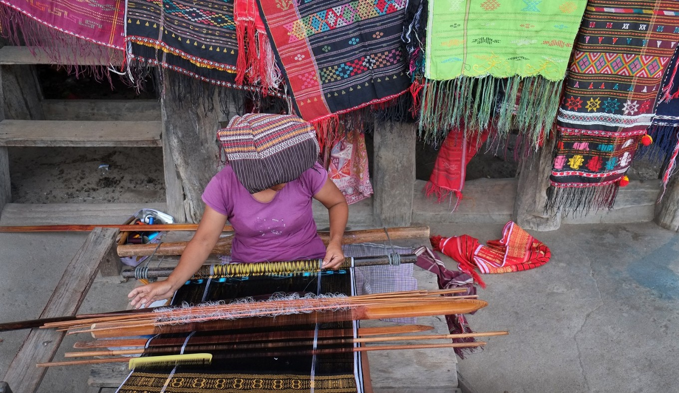 Batak 'ulos' paves way to receiving global acclaim on National Ulos Day