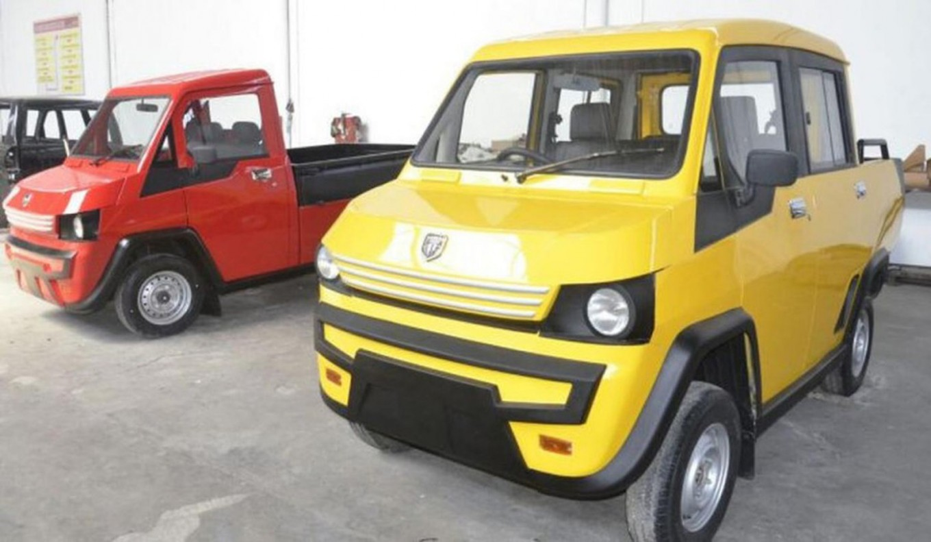 Esemka tight-lipped over details of new pickup truck