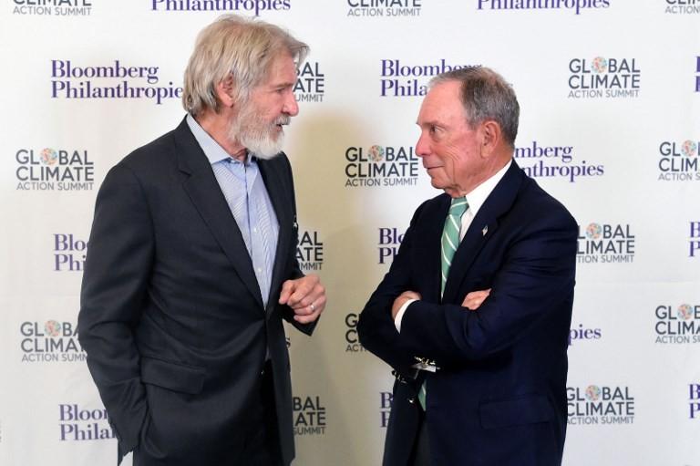 Ex-NY mayor Bloomberg once again mulling White House bid
