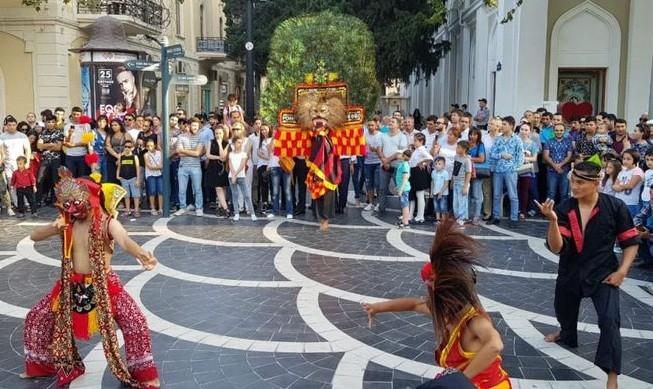 Indonesia promotes culture, tourism in Azerbaijan