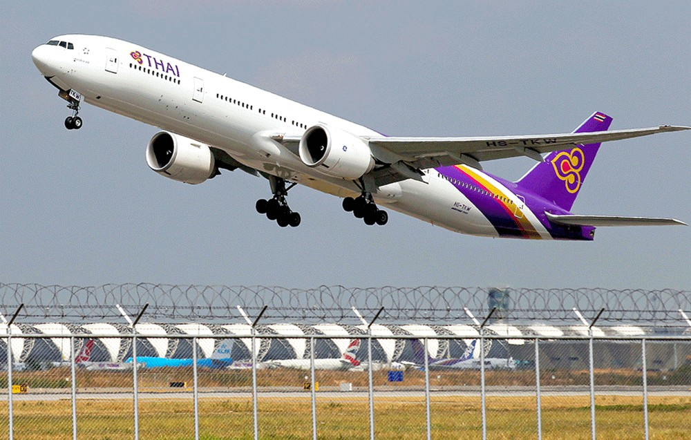 Thailand plans to go to bankruptcy court with Thai Airways rehab plan