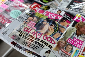 French court upholds magazine fines over topless Kate photos