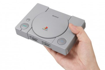 Sony to release PlayStation Classic mini console in December