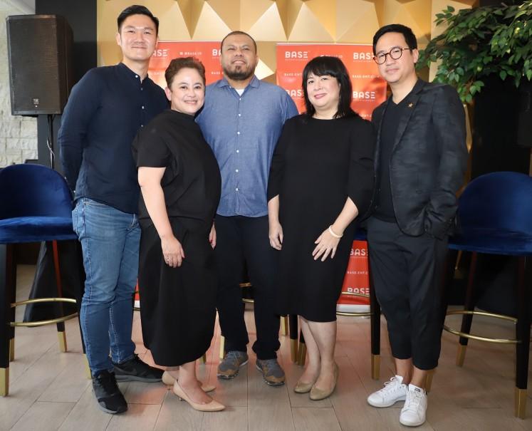 BASE Entertainment to produce Joko Anwar movies