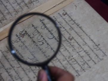 Surakarta's old manuscript exhibition highlights importance of digitization