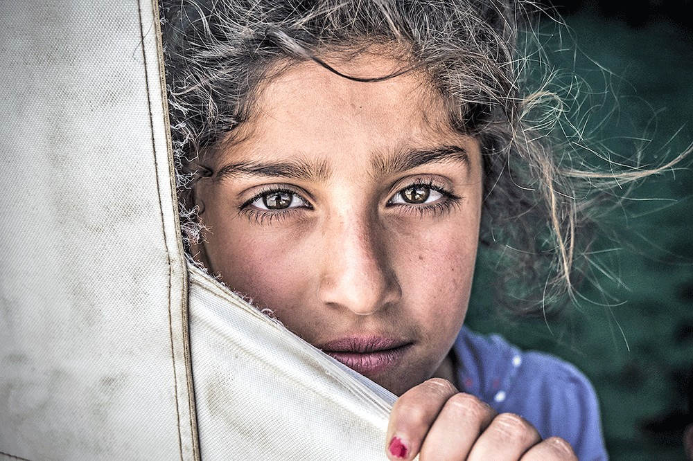 Photo exhibition sheds light on refugee crisis