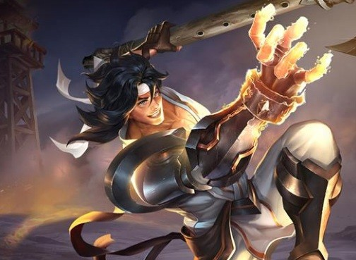 Wiro Sableng Game Now Available On Taiwan Aov Servers