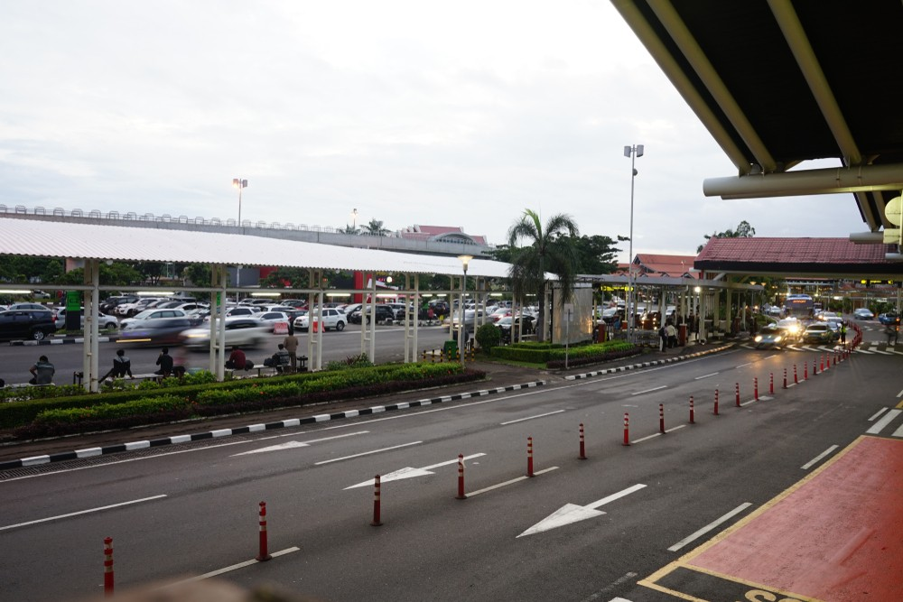 New long-term parking lot at Soekarno-Hatta operational