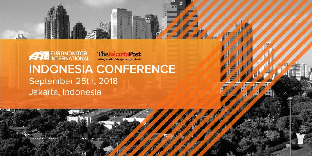 Euromonitor International to host first conference in Indonesia