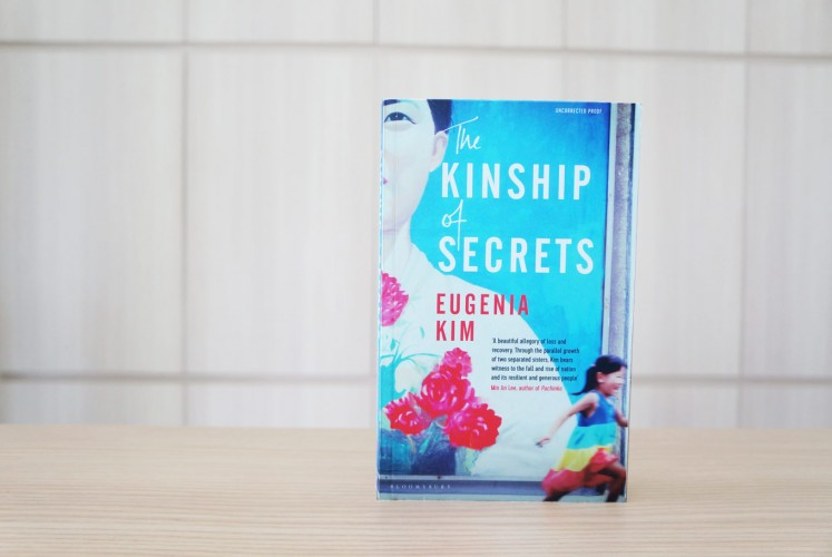 'The Kinship of Secrets' by Eugenia Kim