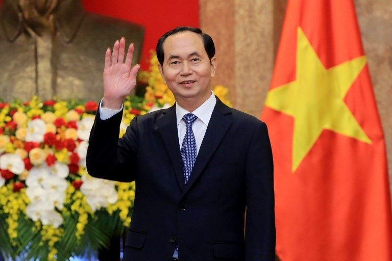 Vietnamese President Tran Dai Quang Dead At 61 State Media World The Jakarta Post