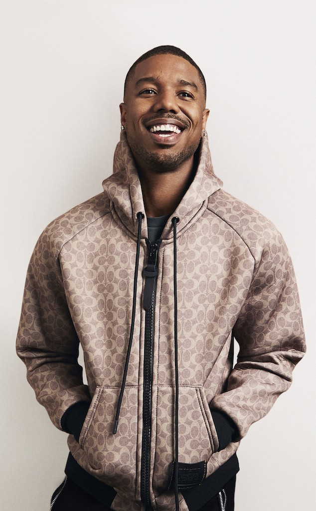 Fashion house Coach named actor and producer Michael B. Jordan as the first global face of its menswear line on Thursday