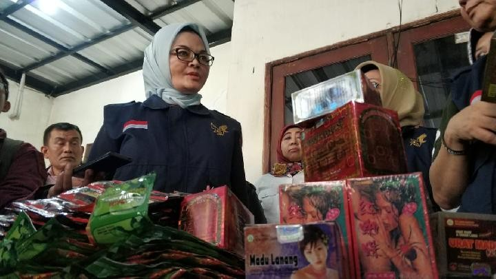 Police to return confiscated 'jamu' in Blitar