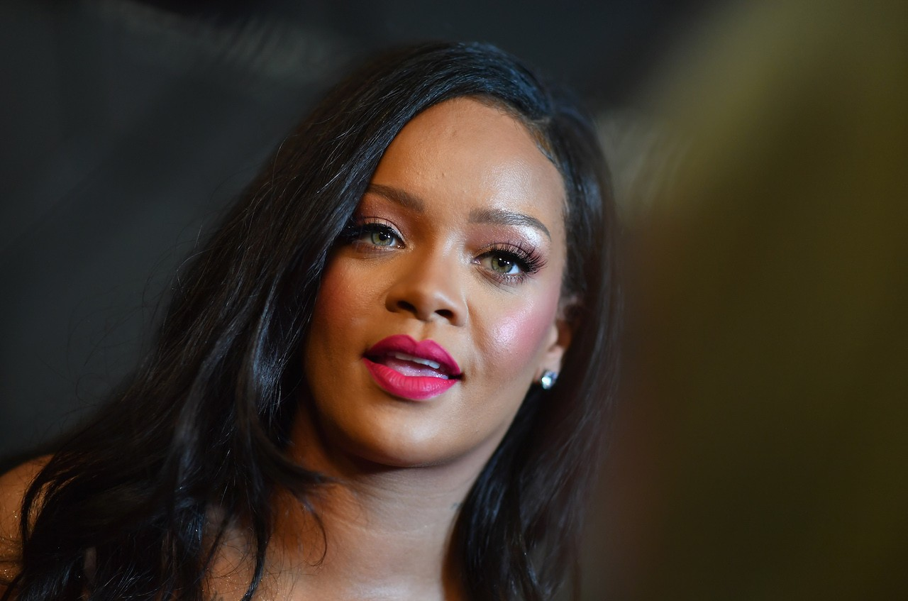 Rihanna declared world's richest female musician