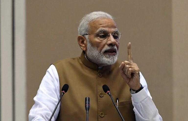 Modi says satellite destruction shows India a `space power'