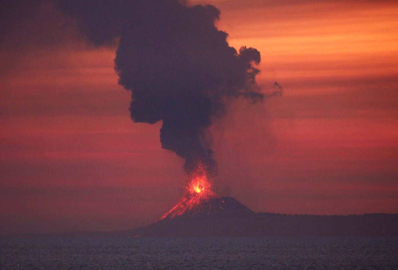 Agency warns travelers to stay alert for volcanic activity
