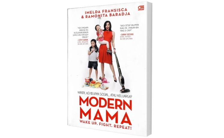 Survival guide for modern mothers