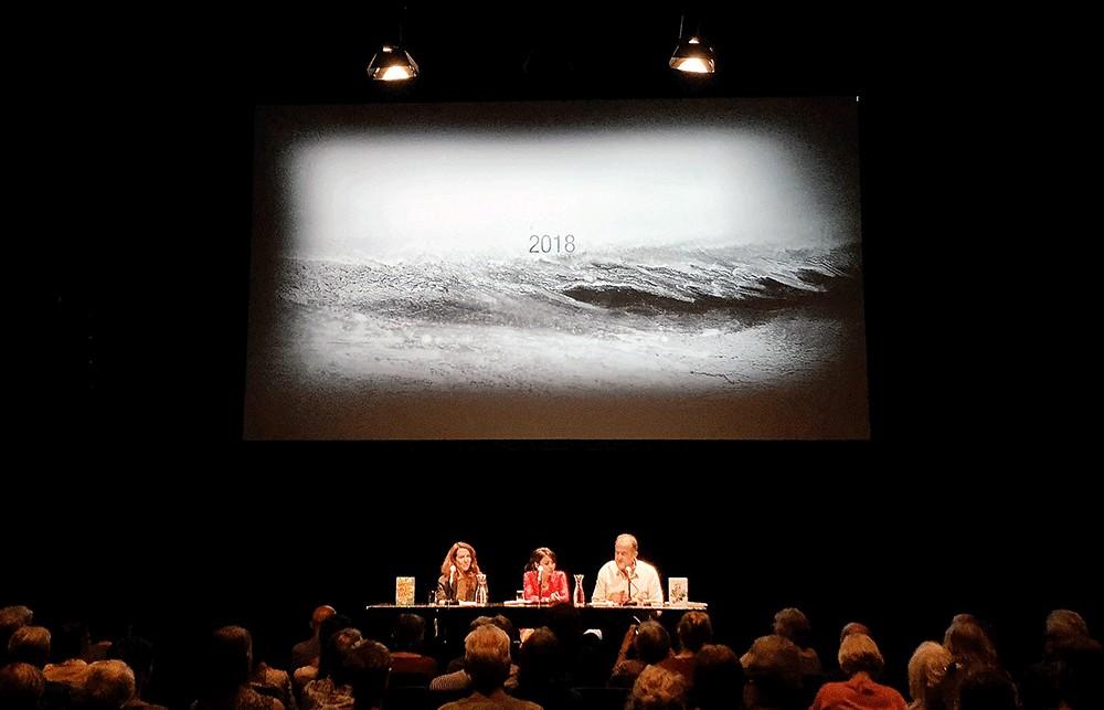 Laksmi Pamuntjak: Shines through with 'Fall Baby'