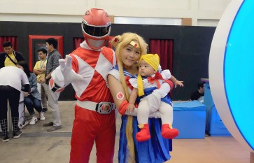 Popcon Asia celebrates creativity, humor