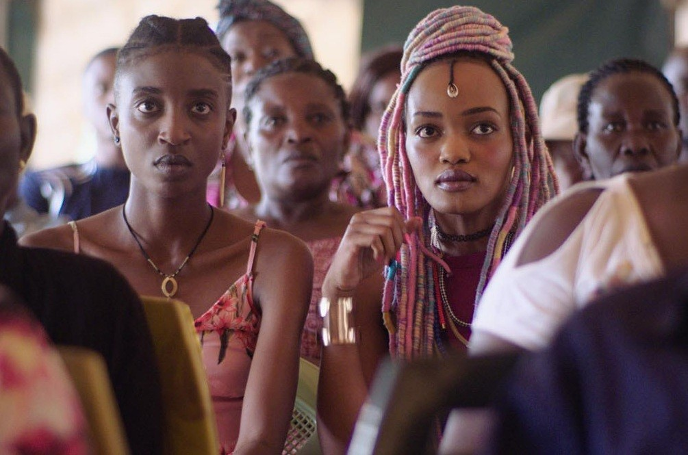 Kenya's gay community revels in screening of lesbian love story 'Rafiki'