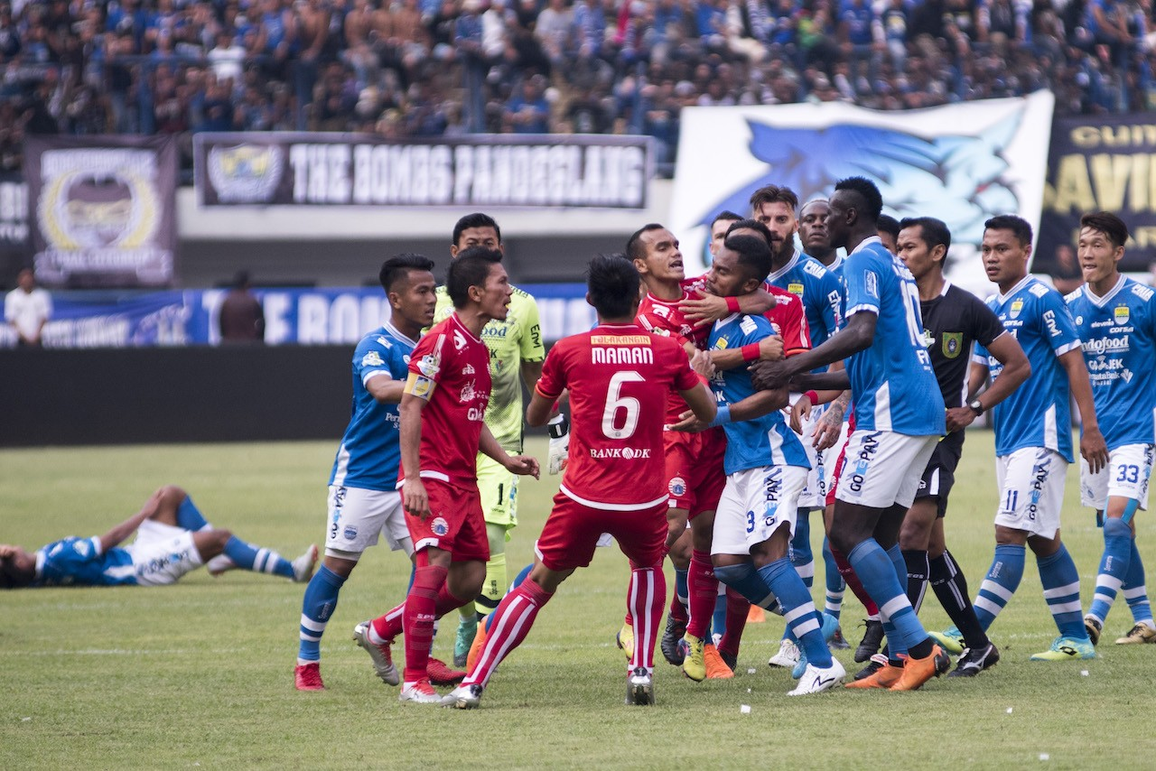 8 Persib fans named suspects in fatal beating of Jakartan
