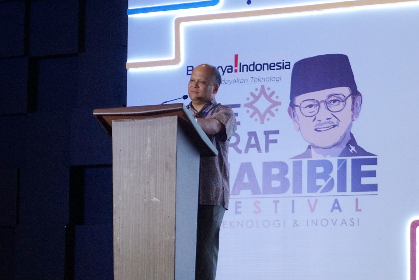 Envisioning Habibie 4.0: Egalitarian approach to digital economy