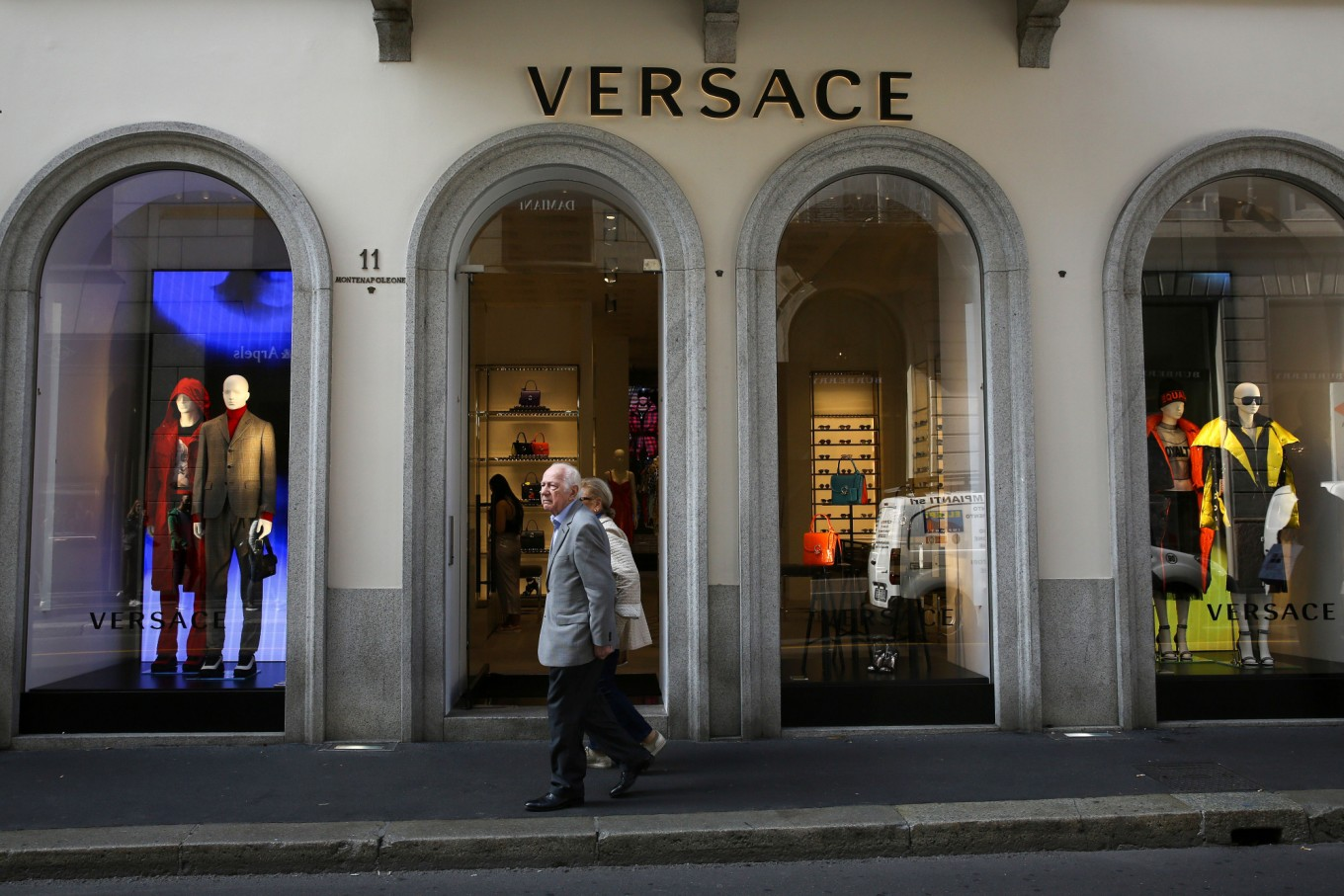9468f2f12f2f Michael Kors is close to buying Versace for  2 billion - Lifestyle ...