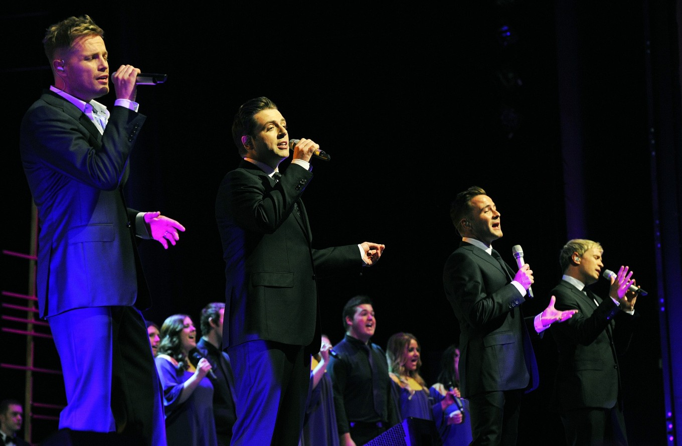 Palembang gears up for Westlife concert