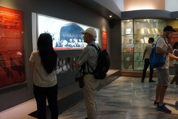 Merdeka Building is now one of Bandung's most popular museums.