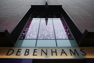 Struggling Debenhams takes design tips from your clicks