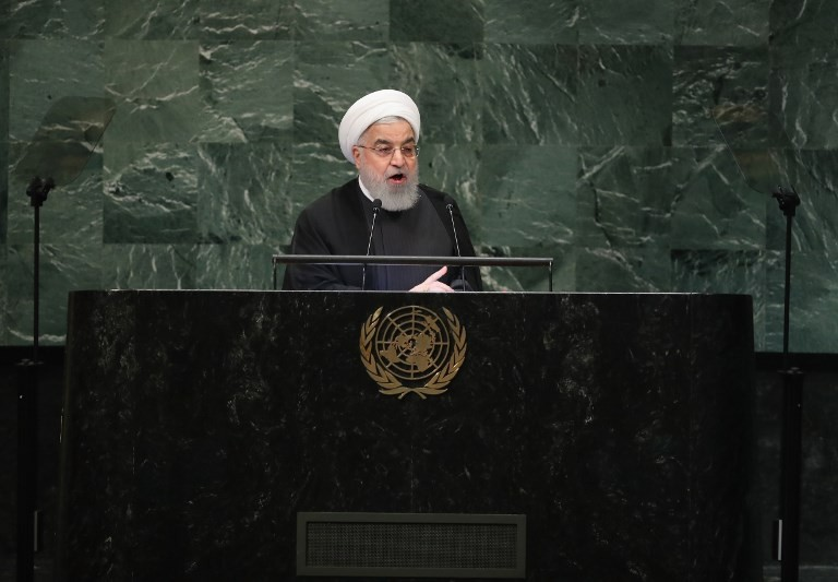Rouhani says Iran to sell oil, break US sanctions, TV reports
