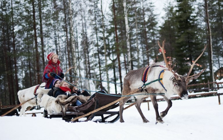 Finnish indigenous Sami seek to end 'exploitative tourism'
