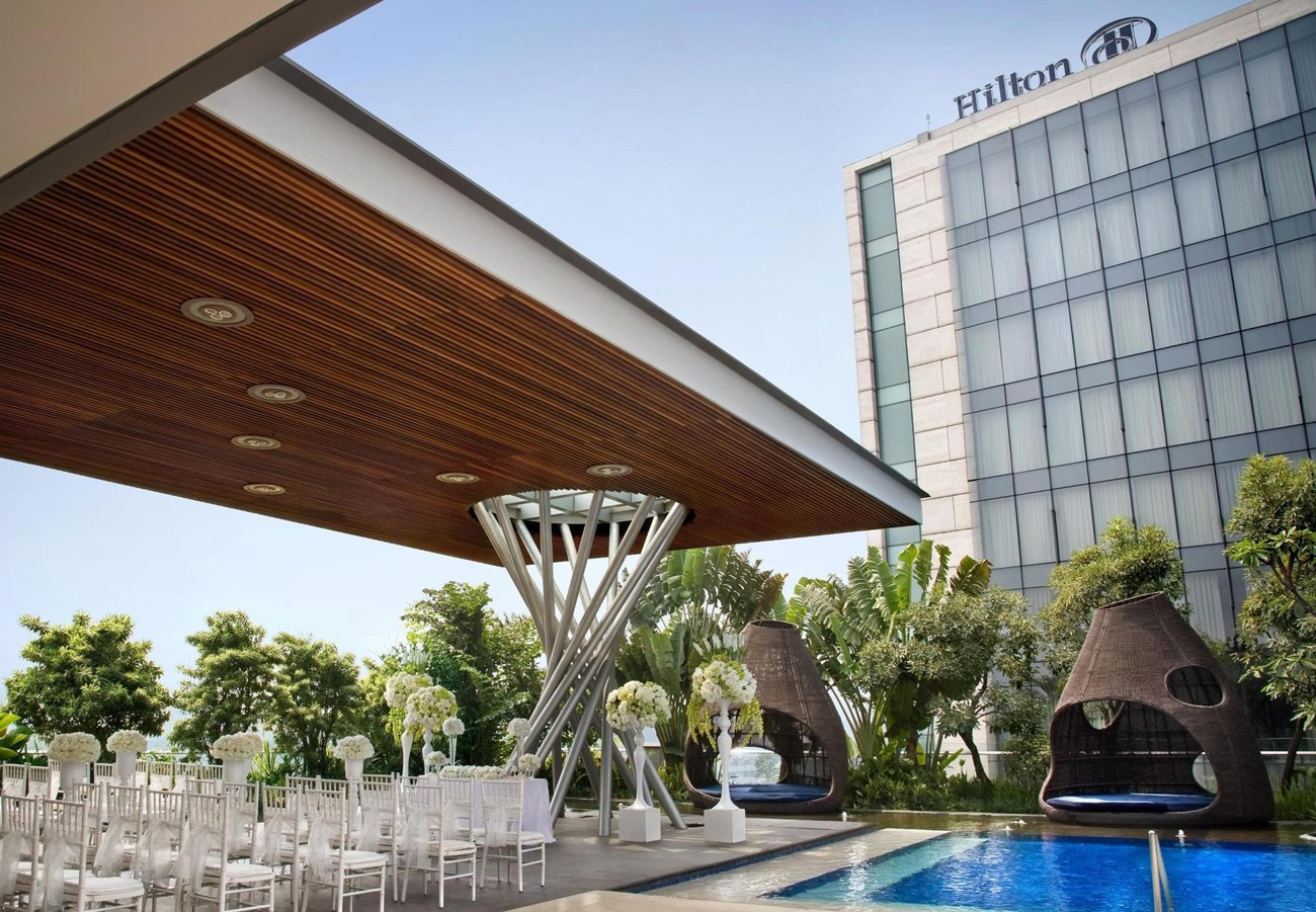 Hilton hotel chain strengthens operations in Indonesia