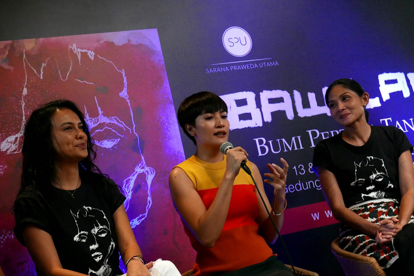 'Bawi Lamus' play to present Dayak culture on stage