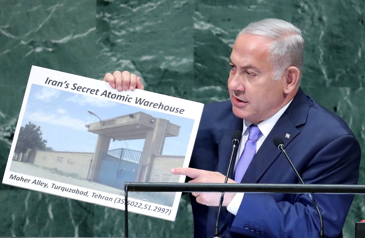 Netanyahu seeks to calm Israeli concerns over Trump's Syria pullout