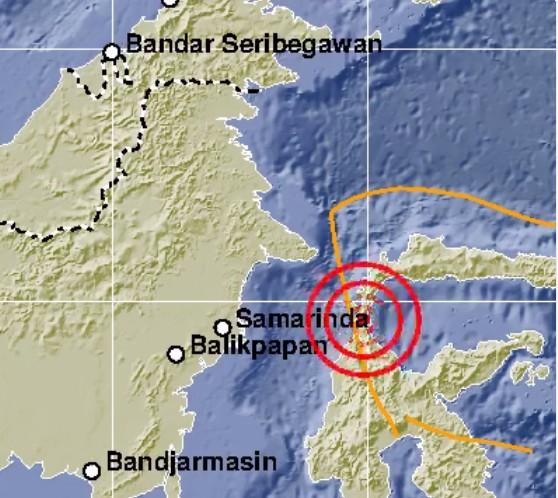1 killed, several injured as earthquake hits Donggala
