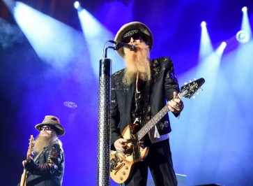 'We have the blues': ZZ Top star says genre will live on