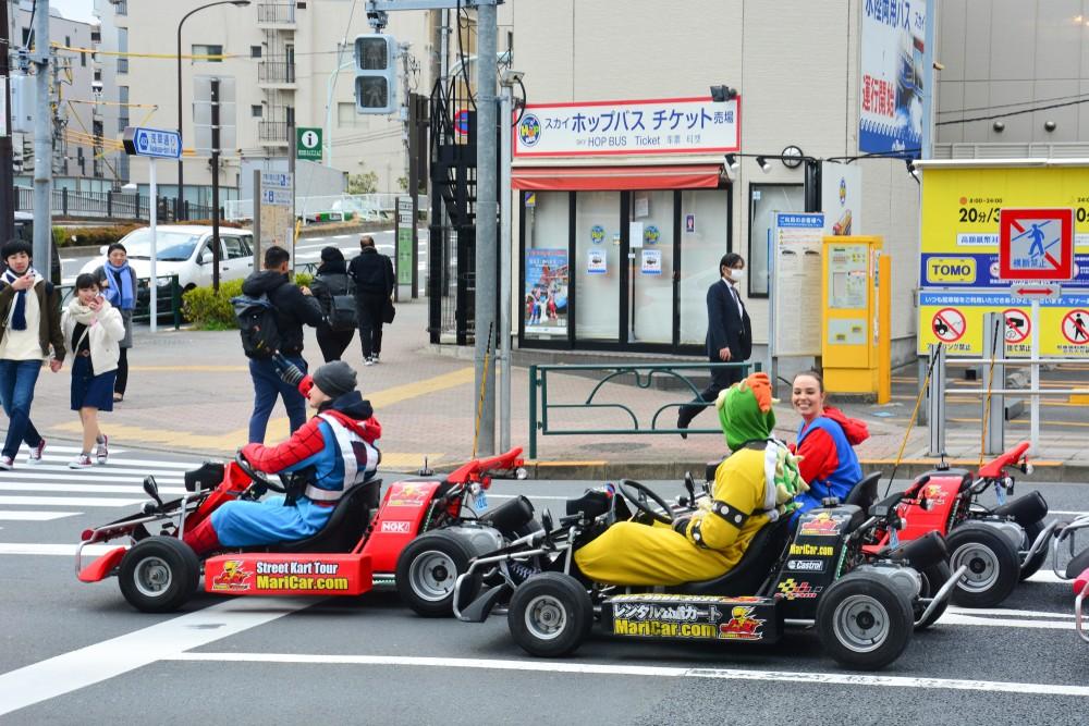 Let's a not go! Nintendo wins Japan court battle over Mario street karting