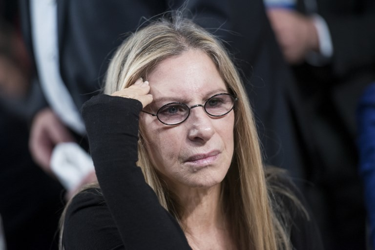 Streisand back with new album... and anti-Trump song