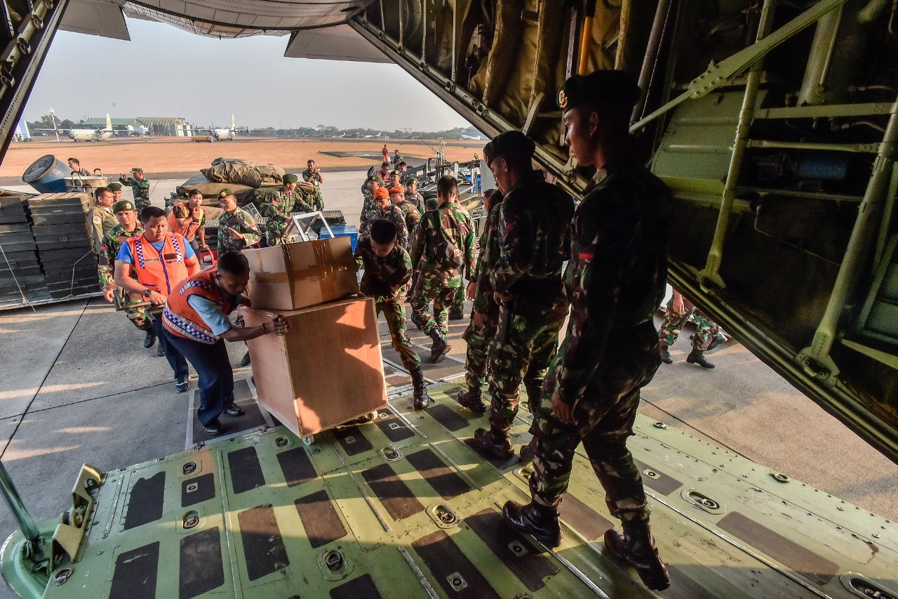 Jokowi declares Indonesia open to foreign aid for Sulawesi earthquake