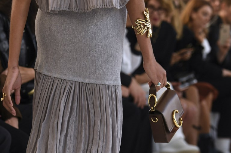 Tiny bags and big shades: Top trends at Paris fashion week