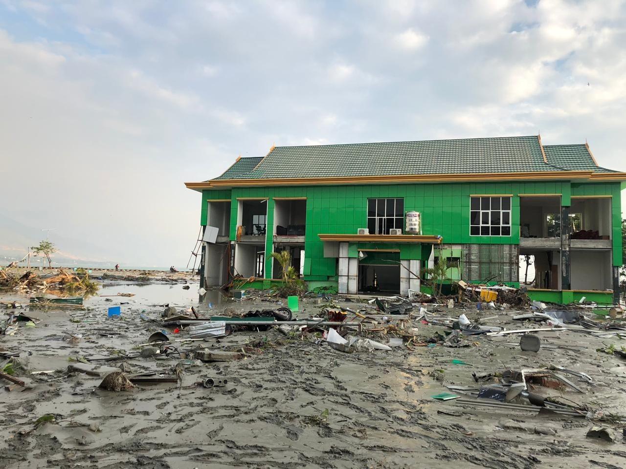 Deteriorating Palu-Koro fault amplified quake's jolt