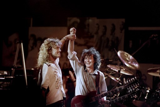 New Led Zeppelin documentary in the works
