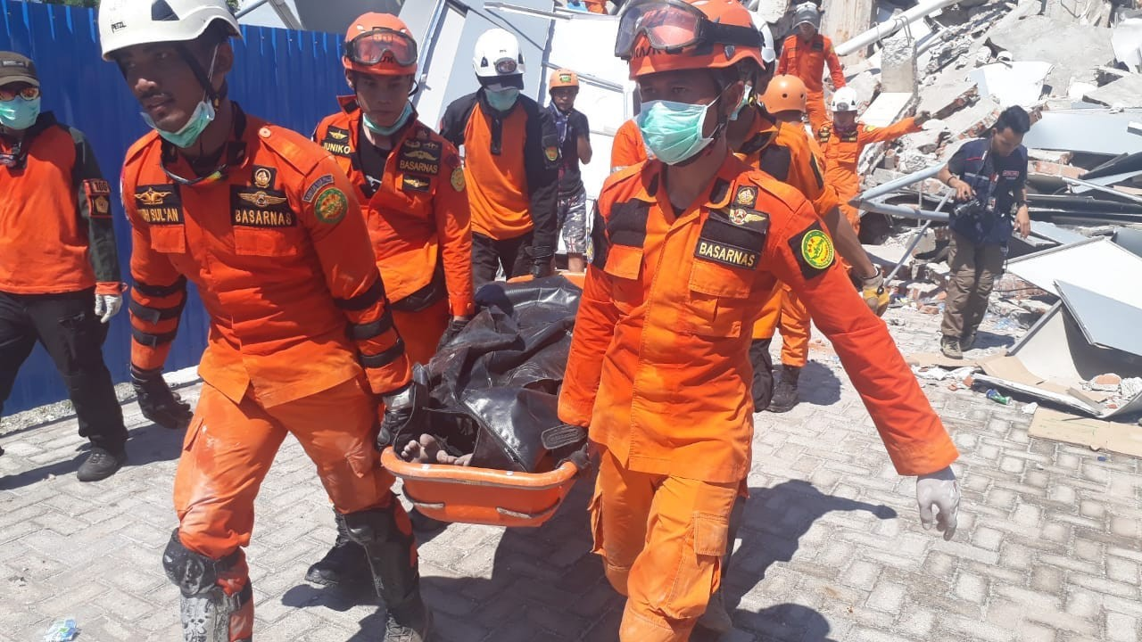IMF offers condolences over Central Sulawesi disaster