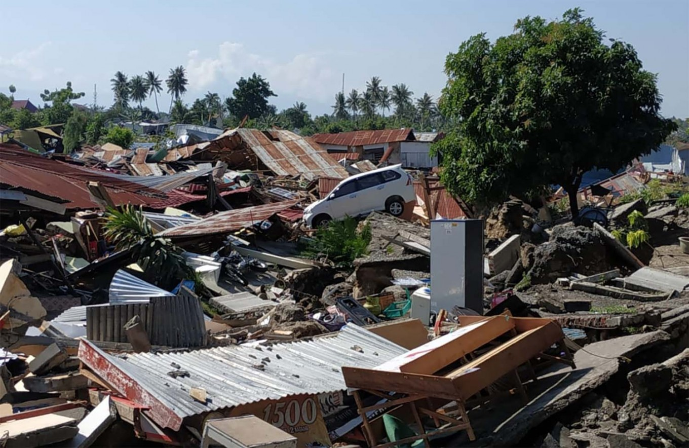 [UPDATED] How you can help Palu earthquake victims  Lifestyle  The Jakarta Post
