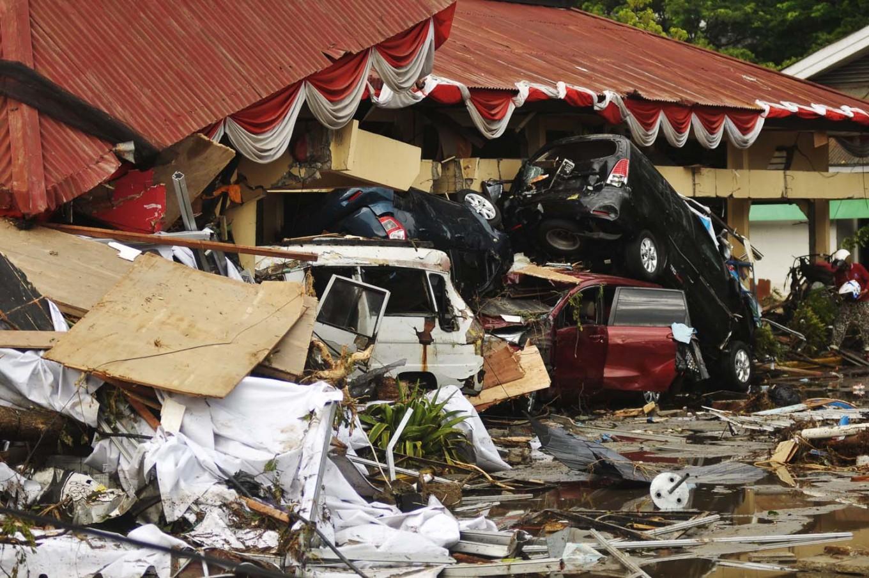 Govt pledges Rp 560 billion for Central Sulawesi disaster relief